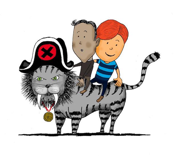 illustratie Bart Van Tieghem