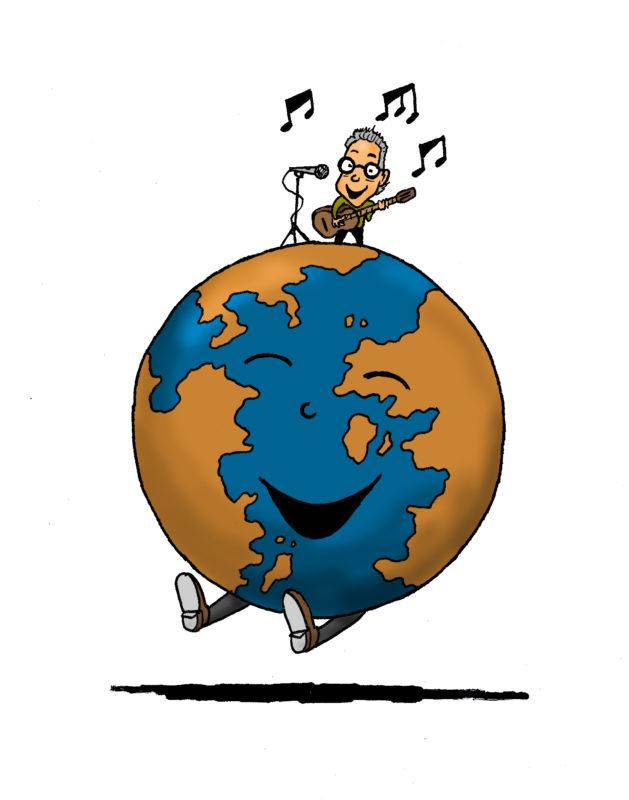 logo Zingen voor een Betere Wereld