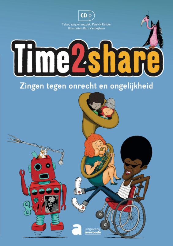 Time2share, zingen tegen onrecht en ongelijkheid